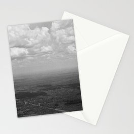 The Sky Knows No Limits Stationery Cards