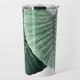 Love Leaves Evergreen - Him & Her #2 #decor #art #society6 Travel Mug
