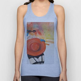Lefty Lucy Unisex Tank Top