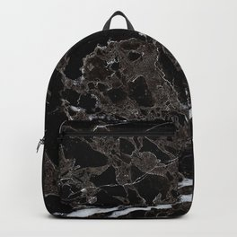 NETWORKED BLACK & WHITE Backpack