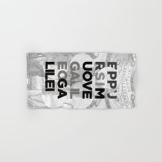Eppur si muove Hand & Bath Towel