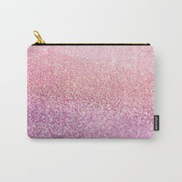 GOLD PINK Carry-All Pouch