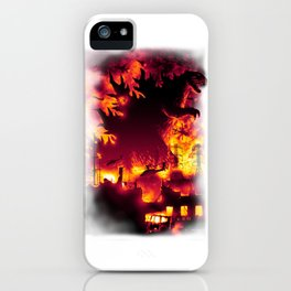 Oh, no! There Goes Tokyo! iPhone Case