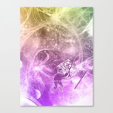 the Quantum Mechanic  Canvas Print