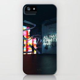 Make iPhone Case