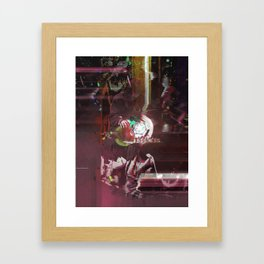 Forget Your Dreams. Framed Art Print