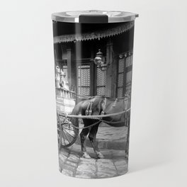 New Orleans milk cart Travel Mug