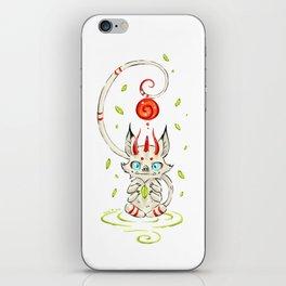 Little Monster 2 iPhone Skin