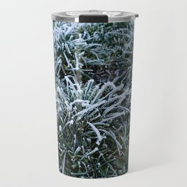 Frosted Grass Travel Mug