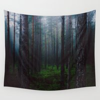 sleep Wall Tapestries featuring I will make you sleep by HappyMelvin