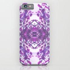winter in purple Slim Case iPhone 6s