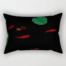 Lotus Fish Rectangular Pillow