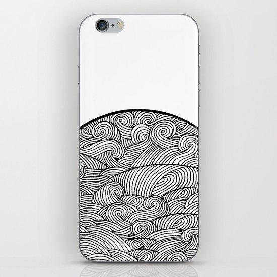 Caught Inside III iPhone & iPod Skin