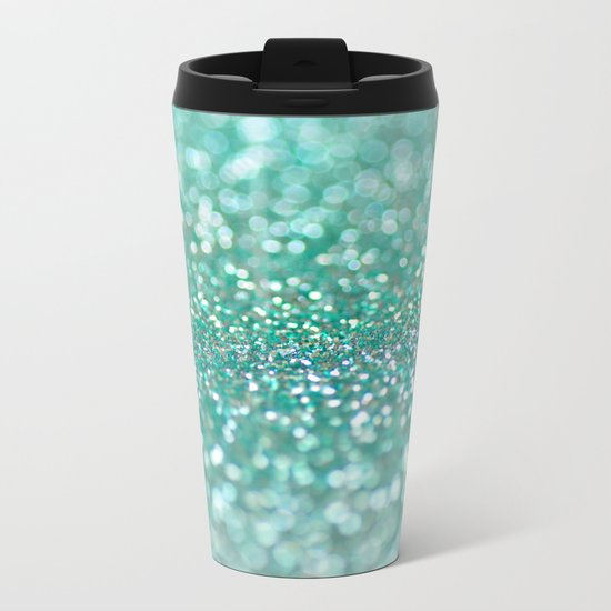 Mermaid Dream Metal Travel Mug