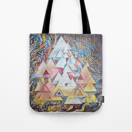 Ones and Twos Tote Bag