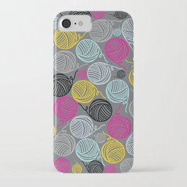 Yarn Yarn Yarn Yarn Yarn iPhone Case