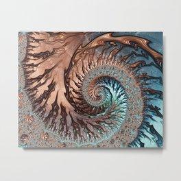Sandwave Metal Print
