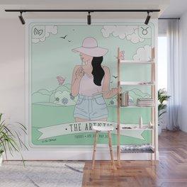 Taurus - The Artistic Wall Mural