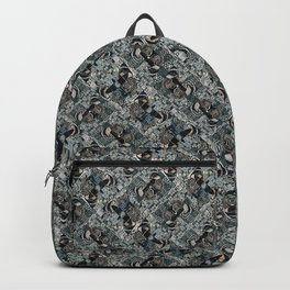 Camouflage. Backpack
