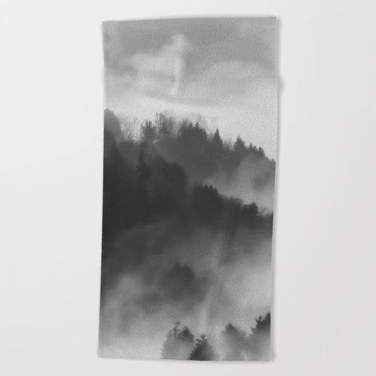 Conversation piece Beach Towel