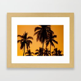 Tranquilo by Boone Speed Framed Art Print