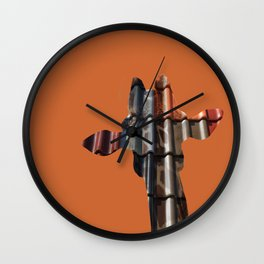Urban Giraffe III Wall Clock