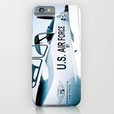 US Air Force Airplane iPhone 6s Slim Case