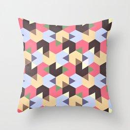 Exalove Throw Pillow