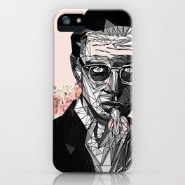 Blooming Jeff Goldblum iPhone Case
