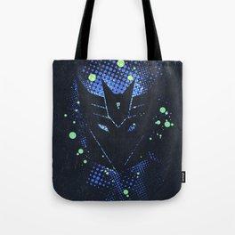 Grunge Transformers: Decepticons Tote Bag