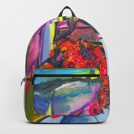 Room With A View  #society6 #decor #buyart Backpack