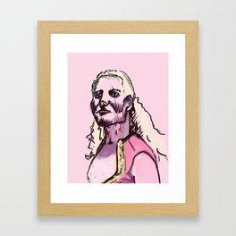 I, Tonya Framed Art Print