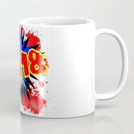 2018 Comic Exclamation Coffee Mug