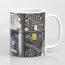 Fishtown Door and Window Graffiti Coffee Mug