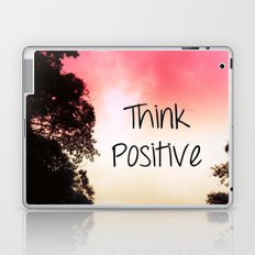 Think Positive Laptop & iPad Skin
