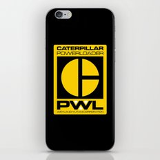 Weyland/Cat PowerLoader iPhone & iPod Skin
