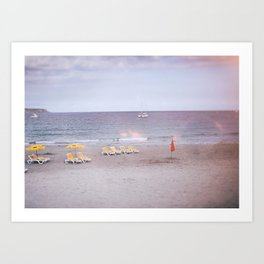 beachtime Art Print