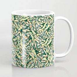 Military Flower Coffee Mug