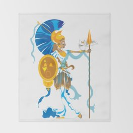 Athena Throw Blanket