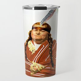 Chickasaw Travel Mug