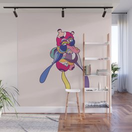 itsy bitsy cooties #133 Wall Mural