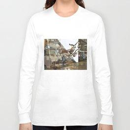 Car Emissions - overlapper Long Sleeve T-shirt