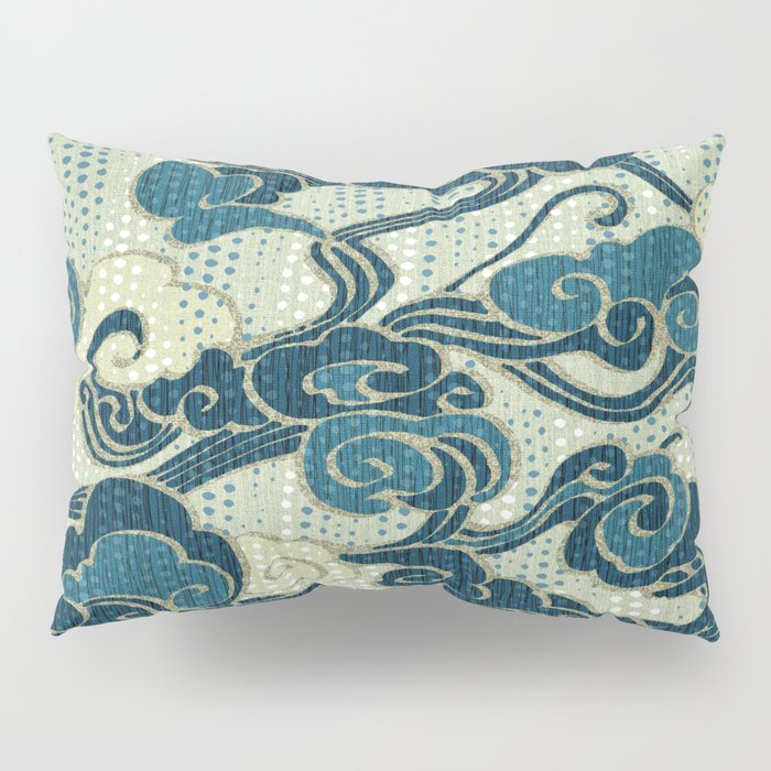 April Rain Pillow Sham