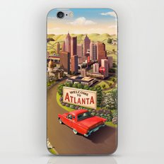 Welcome to Atlanta iPhone & iPod Skin