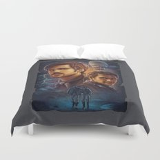 The Brothers Jones Duvet Cover