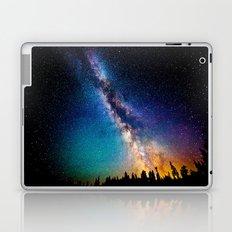 Milky Way Nights Laptop & iPad Skin