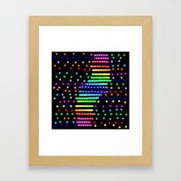 Rainbow 22 Framed Art Print