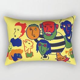 GENTUZA Rectangular Pillow