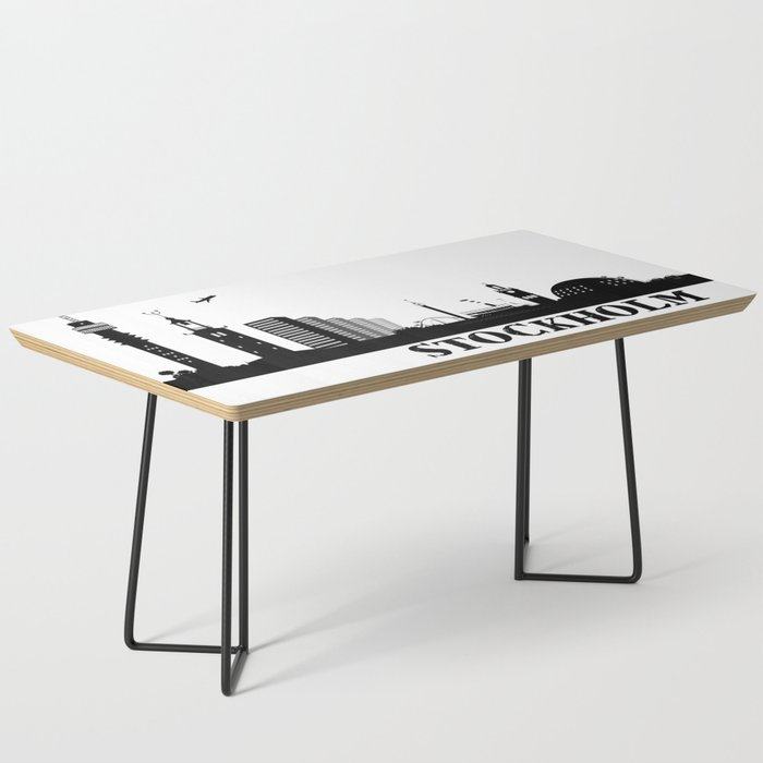 Stockholm Coffee Table By Stinatures