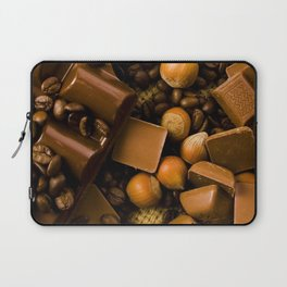 Chocolate and Nuts Laptop Sleeve